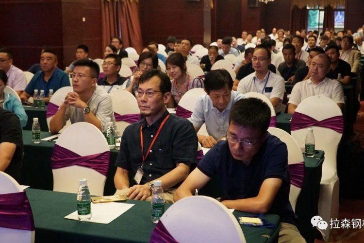 2018钢板桩技术交流会在南京顺利举行