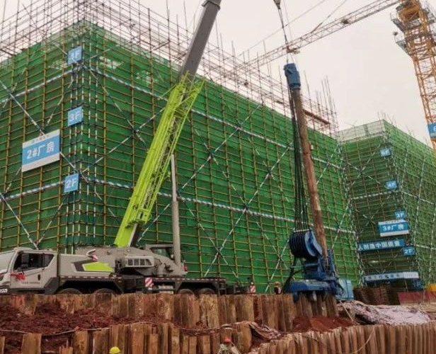静压钢板桩抢险工程案例