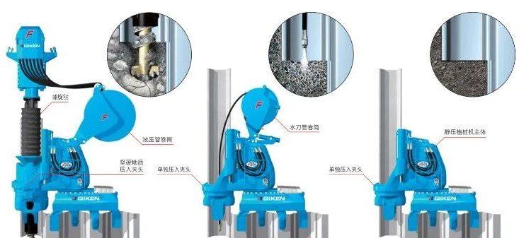 超长钢板桩静压植桩技术在水利工程中的应用研究